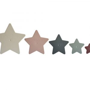 estrellas apilables mushie