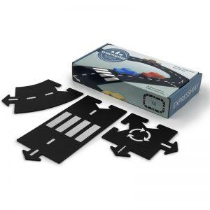 carretera flexible 24 piezas