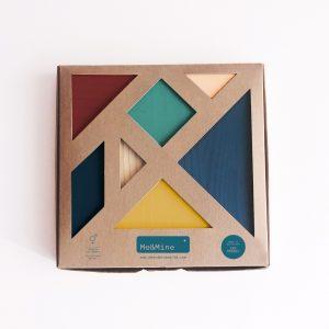 tangram de madera Edición Especial